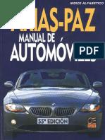 Arias Paz Manual de Automoviles