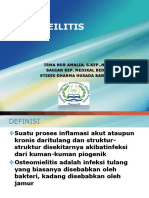 OSTEOMEILITIS