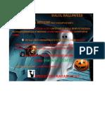 Balul Halloween
