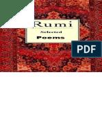 Essential Rumi Pdf