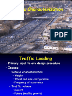 CH 1 - Traffic Charcterization