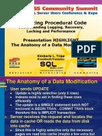 Tripp-Anatomy of Data Modification