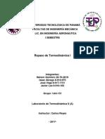 Lab Termodinamica