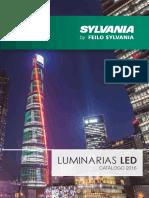 Catalogo de Luminarias SYLVANIA561
