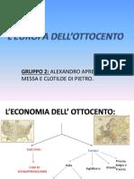 l'Europa Dell'Ottocento Ugo, Alex, Clotilde