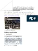 Pengertian Keyboard Uhhhh