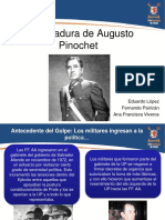 Sesión 21 La Dictadura de Augusto Pinochet2