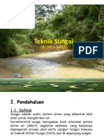 A.pendahuluan Teknik Sungai