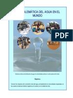 problematica del agua en el mundo.pdf