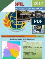 Profil Kantor Pertanahan Kota Pekalongan