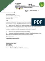 2.Surat Kelulusan Penubuhan Persatuan