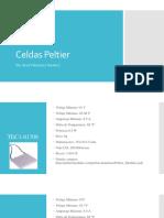Celdas Peltier