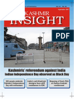 Kashmir Insight Sep 2017