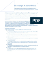 Insiders Look Business Plan Example v2 2015 FR Final