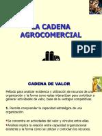 Las Cadenas Agrocomerciales