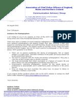 ACPO Guidance PhotographsPublicPlaces