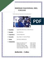 Caratula Del Informe de Bombas Hidráulicas