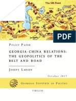 Georgia-China Relations