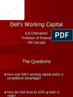 Dell s Working Capital 1