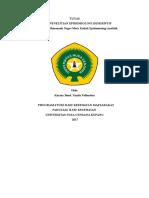 Desain Penelitian Epidemiologi Deskriptif[1]
