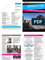 Parkinson's UK Lincoln News October 2017