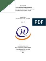 Resume Asdos Akl 2 - Laporan Keuangan Konsolidasi