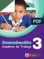 Comunicación Cuaderno de Trabajo 3