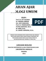 BAHAN AJAR BIOLOGI UMUM.doc