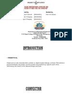 Report on Multislide sheet metal