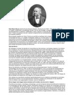 Paul Broca, Francis Galton, Alfred Binet, Lewis Terman