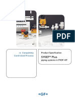 GF PVDF Pipe Plus Catalogues