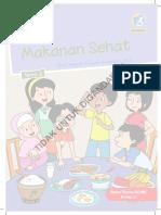 Kelas v Tema 3 BS-Makanan Sehat