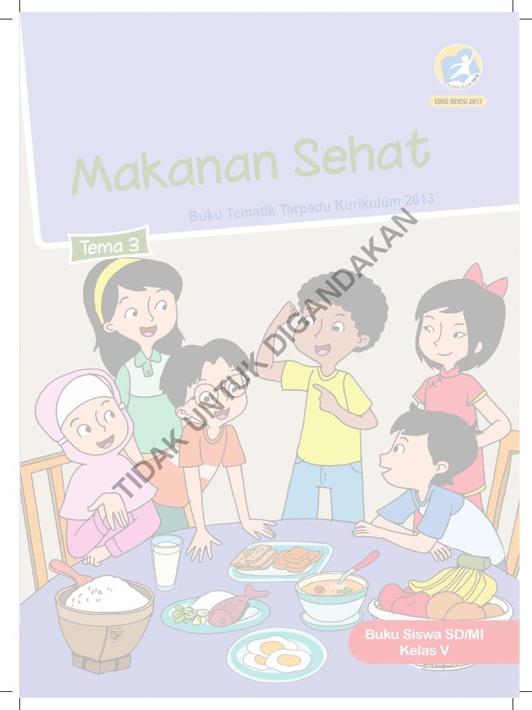 Kelas v Tema 3 BS-Makanan Sehat eab0e569db