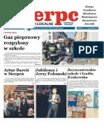 Ekstra Sierpc Wiadomości Lokalne z 3 października 2017r.