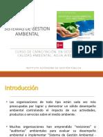 Modulo 1. Sistema de Gestion Ambiental