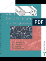 Materials Science for Engineers 5th Edition