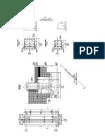 Detaliu Fundatie Izolata Cu 2 Stalpi