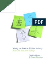 Us Er Deloitte Power and Utilities Practice