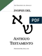 Sinopsis Del Antiguo Testamento - Apuntes