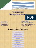 Second Presentation