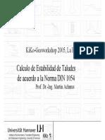 334380341 Calculo de Estabilidad de Taludes PDF