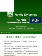 Fome- Family Dynamics