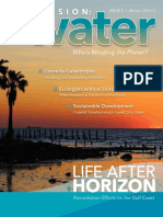 Mission Water | Issue 2 | Winter 2017 | The Magazine Addressing Critical Water Issues