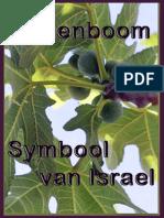 De Vijgenboom – Symbool van Israël