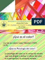 Psicologiadelcolorenarquitectura