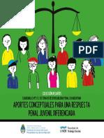 ARG Aportes Conceptuales Para Una Respuesta Penal Juvenil Diferenciada