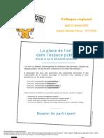 Dossier Participant 310108 Versionfinale