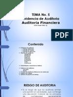 Tema 5 Evidencia de Auditoria