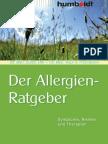 [Humb.] Ern u.a., Der Allergien-Ratgeber, Symtome, Risiken, Therapie (2008).pdf