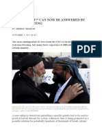Who is a Jew - Jerusalem Post